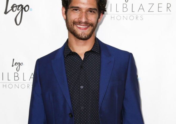 Tyler Posey from Teen Wolf