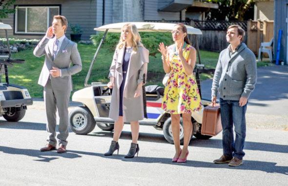Signed, Sealed, Delivered TV show on Hallmark Channel