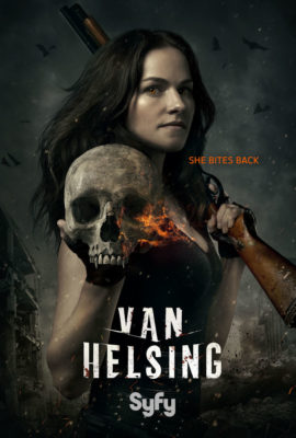 Van Helsing TV show on Syfy