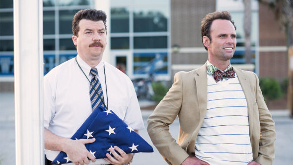 Vice Principals TV show on HBO (canceled or renewed?)