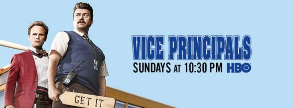 Vice Principals TV show on HBO: ratings (cancel or renew for season 2?)