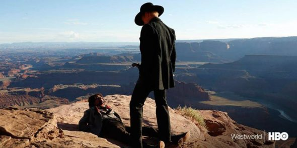 Westworld TV show on HBO