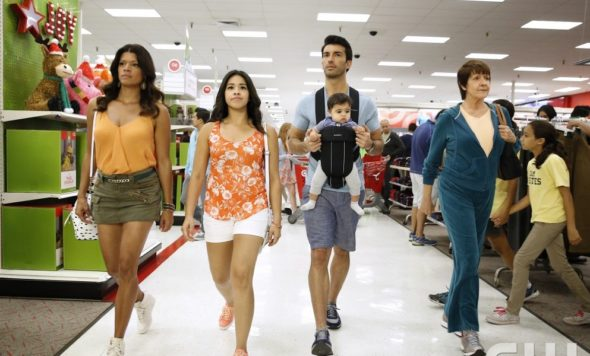 Jane The Virgin TV show on The CW