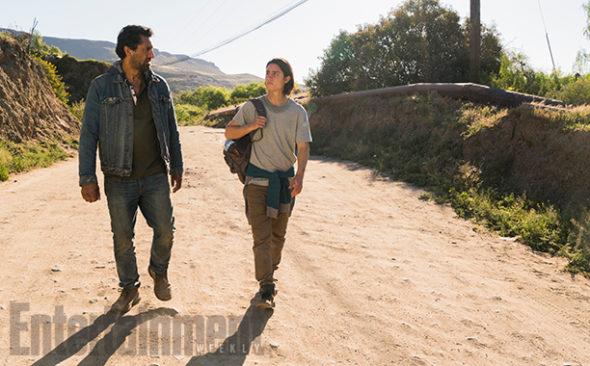 Fear the Walking Dead TV show on AMC