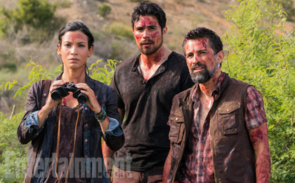 Fear the Walking Dead TV show on AMC