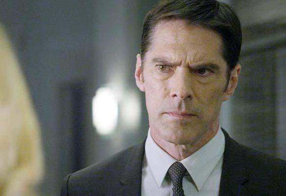 Criminal Minds TV show on CBS