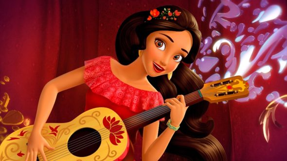 Elena of Avalor TV show on Disney Channel: season 2