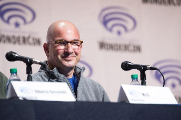 Shadowhunters TV show on Freeform: season 2 showrunner Ed Decter leaves (canceled or renewed?).