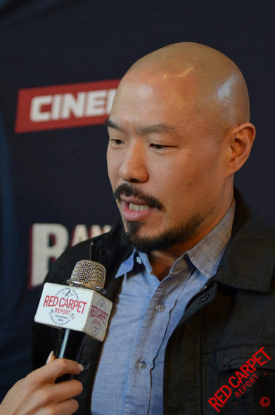 Hoon Lee cast in Outcast TV show on Cinemax: season 2 (canceled or renewed?).