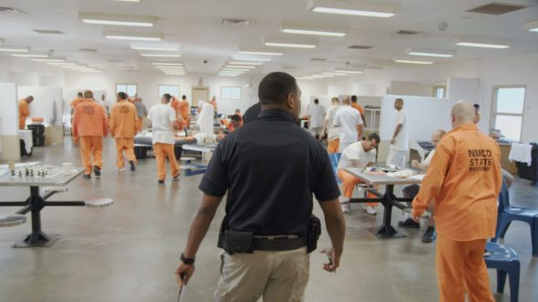 Behind Bars: Rookie Year TV show on A&E: season two (canceled or renewed?).