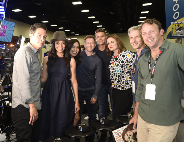 Bones TV show on FOX: season 12 ending (canceled or renewed?).