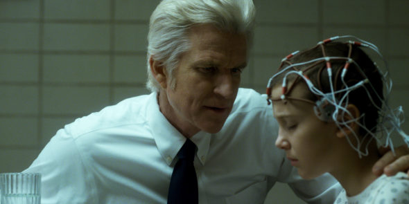 Stranger Things TV show on Netflix: season 2 renewal.