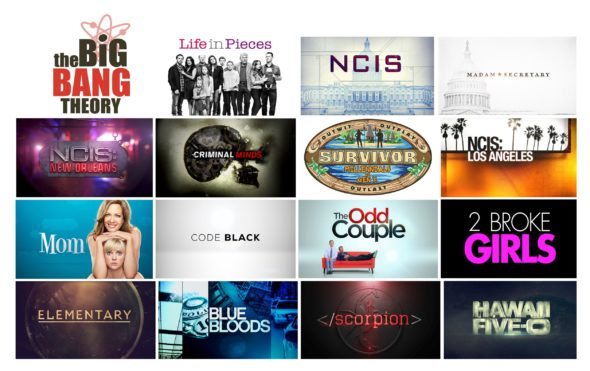 CBS TV shows fall 2016 television season. CBS TV shows: canceled or renewed?