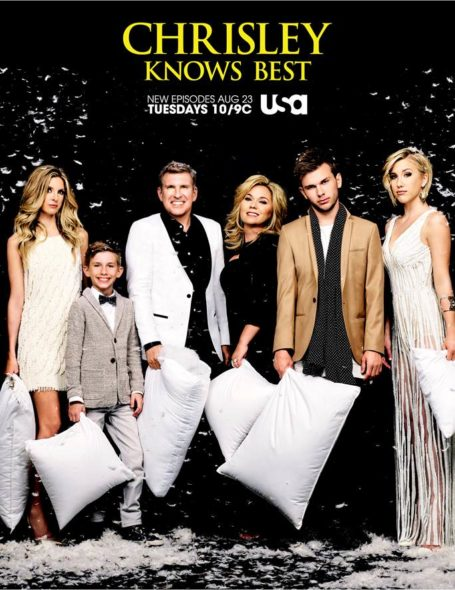 Chrisley Knows Best TV show on USA Network: season 4B (canceled or renewed?)