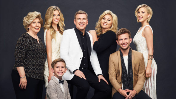 Chrisley Knows Best TV show on USA Network: season 5 (canceled or renewed?).