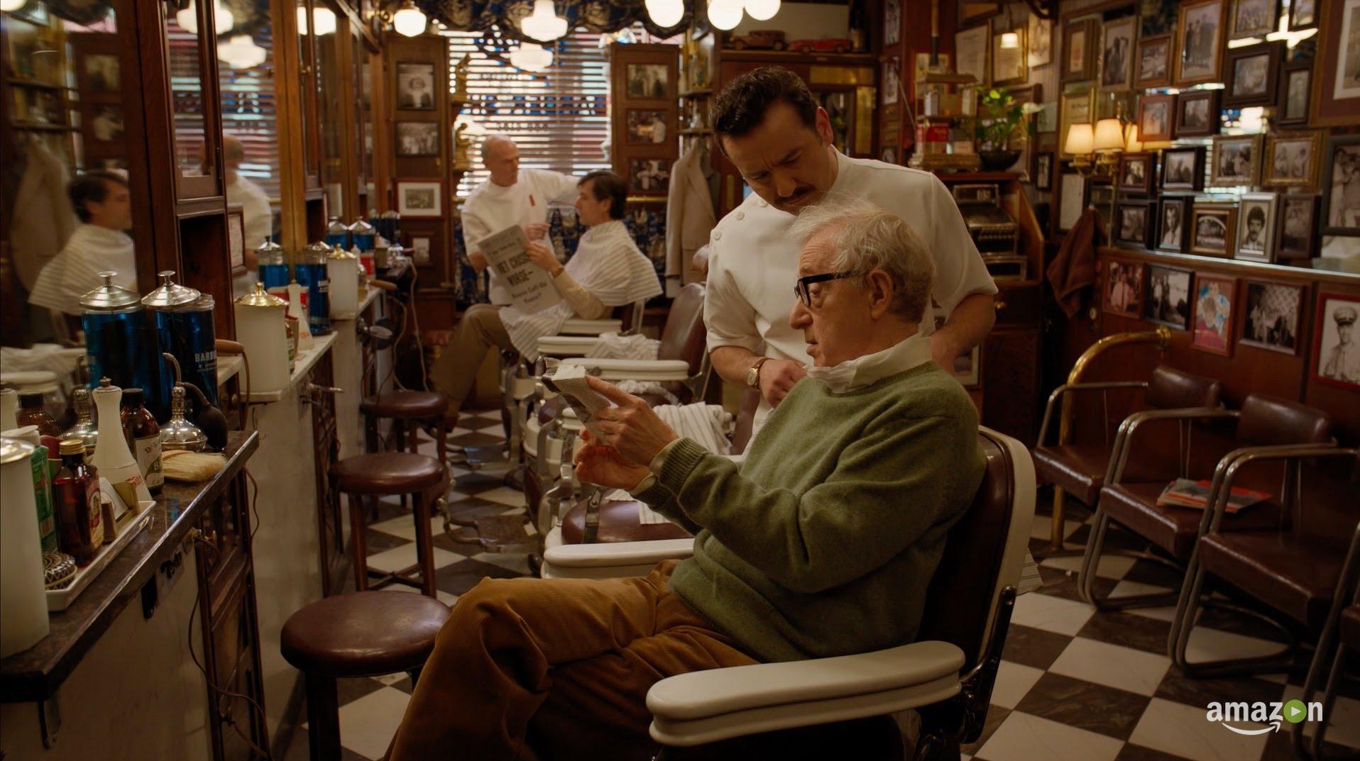 Crisis In Six Scenes Woody Allen Wants To Look Like James