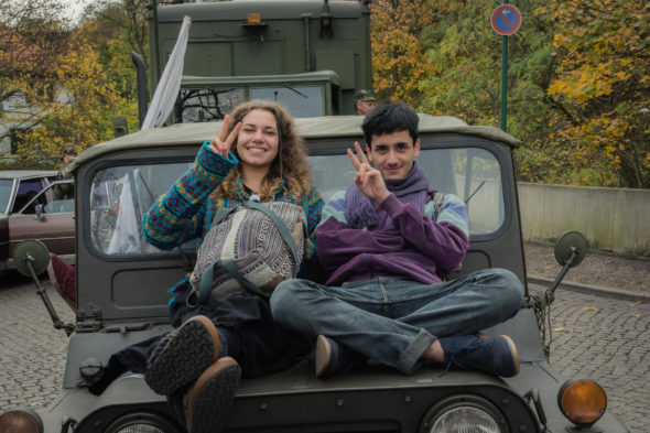 Deutschland 83 TV show on Sundance TV and Amazon: season 2 (canceled or renewed?).