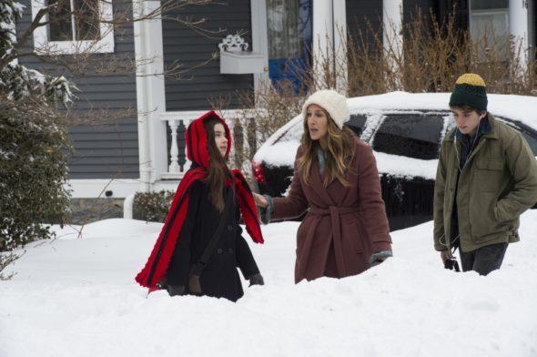 Divorce TV series on HBO: season 1 (canceled or renewed?).