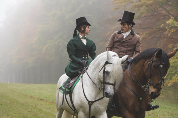 Victoria TV show on PBS Masterpiece: season 1 (canceled or renewed?).