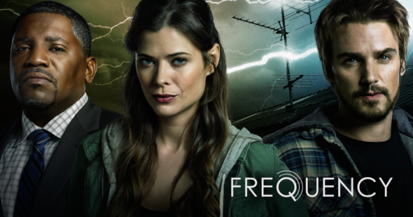 Frequency TV show on The CW: season 1 (canceled or renewed?).
