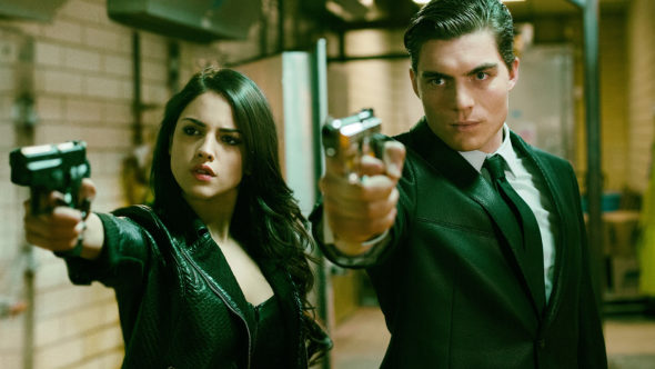 From Dusk Till Dawn: The Series: TV show on El Rey Network and Miramax: season 3 (canceled or renewed?).