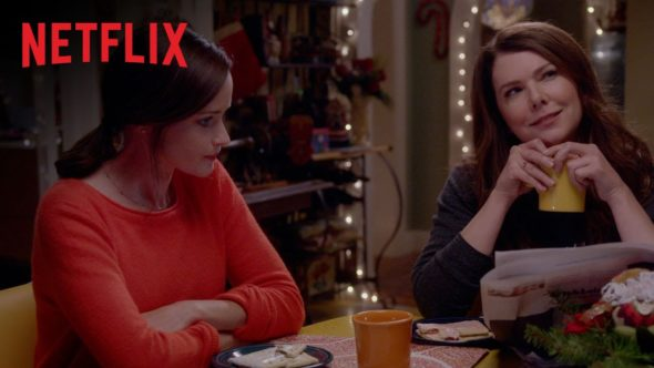 Gilmore Girls: A Year in the Life TV show revival on Netflix: season 1 (canceled or renewed?)
