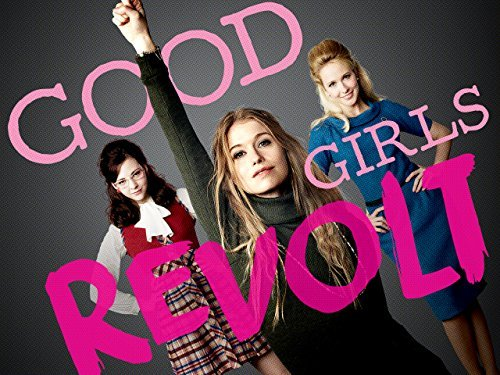 Good Girls Revolt TV show on Amazon: season 1 (canceled or renewed?).