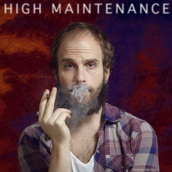 High Maintenance TV show on HBO: season 1 (canceled or renewed?).