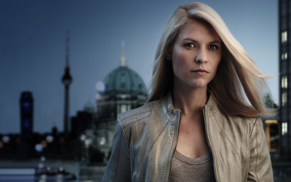 Homeland TV show on Showtime: season 7 renewal season 8 renewal,