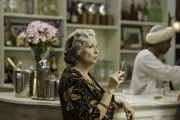 Indian Summers TV show on PBS: canceled, no season 3.