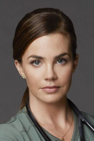 Jillian Murray; Code Black TV show on CBS: season 2 (canceled or renewed?).