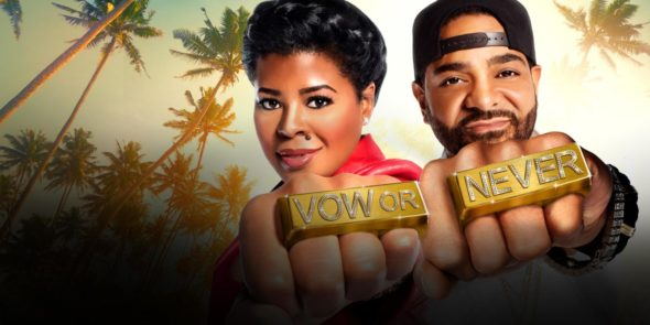 Jim & Chrissy: Vow or Never TV show on WE tv: season 1 premiere (canceled or renewed?).