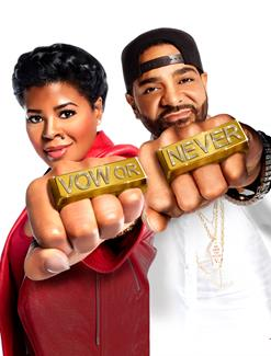 Jim & Chrissy: Vow or Never TV show on WE tv
