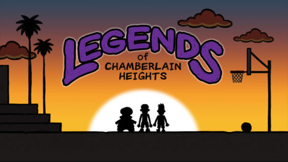 Legends of Chamberlain Heights TV show on Comedy Central: season 1 (canceled or renewed?).