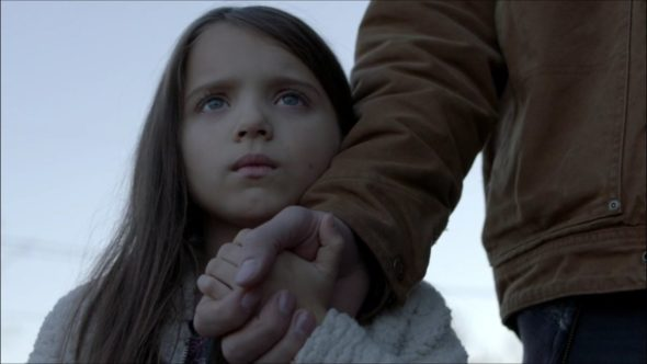 Madeleine McGraw promoted to series regular. Outcast TV show on Cinemax: season 2 (canceled or renewed?)
