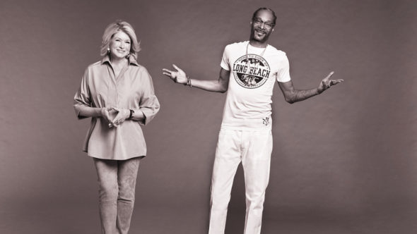 Martha & Snoop's Dinner Party: TV show on VH1 season 1 (canceled or renewed?)