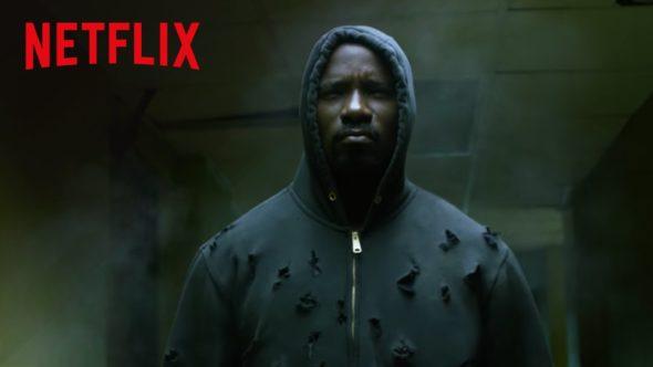 Marvel's Luke Cage TV show on Netflix: season 1 main trailer (canceled or renewed?).