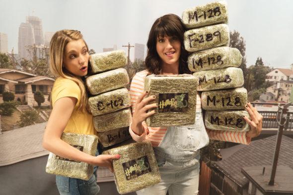 Mary + Jane TV show on MTV: season 1 (canceled or renewed?).