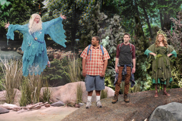 Maya & Marty TV show on NBC: season 2 (canceled or renewed?).