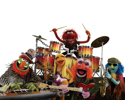 The Muppets; Dr. Teeth and the Electric Mayhem