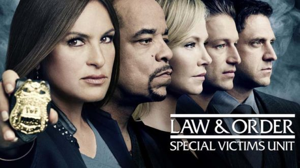 Law & Order: SVU TV show on NBC