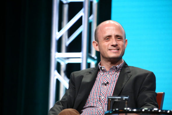 Will Eric Kripke return to write the Supernatural TV series finale for The CW?