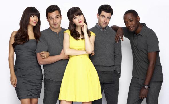 New Girl TV show on FOX: season 6 (canceled or renewed?).