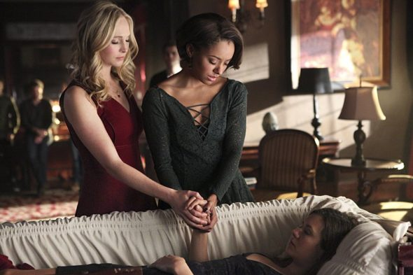 The Vampire Diaries TV show on The CW season 8 (canceled or renewed?)