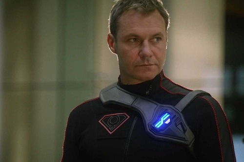 Supergirl; Chris Vance