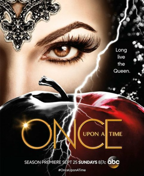Once Upon A Time TV show on ABC season 6 (canceled or renewed?).