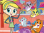 Polly and the ZhuZhu Pets TV show on Disney Channel