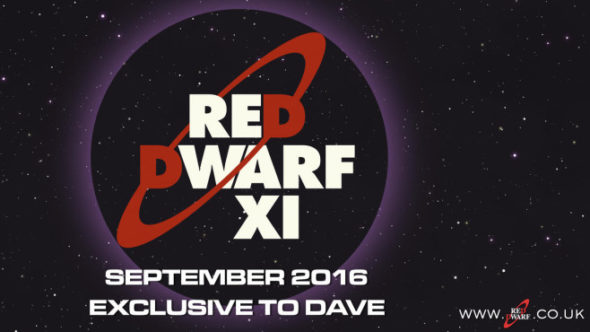 Red Dwarf TV show on Dave: season 11 (canceled or renewed?)