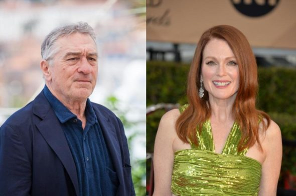 Robert De Niro Julianne Moore to star in Untitled David O. Russell TV show drama (canceled or renewed?).