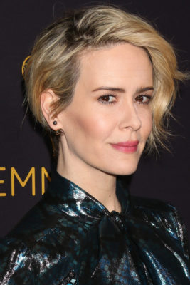 Sarah Paulson; Feud TV show on FX: season 1 (canceled or renewed?).